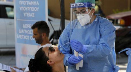 Έναν θάνατο και 132 νέα κρούσματα κορωνοϊού, ανακοίνωσε το υπουργείο Υγείας