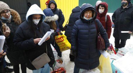Χιλιάδες νέα κρούσματα στη Ρωσία