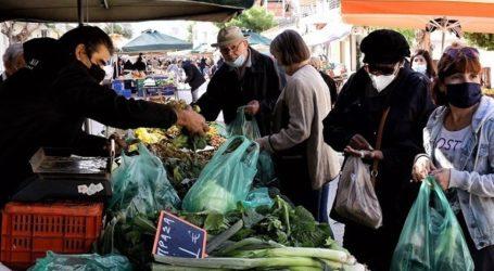 Κανονικά θα λειτουργήσουν οι λαϊκές αγορές το επόμενο Σαββατοκύριακο σε Αττική και Θεσσαλονίκη