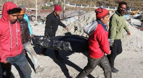 Τουλάχιστον 26 νεκροί και 170 αγνοούμενοι από την κατάρρευση τμήματος παγετώνα των Ιμαλαΐων