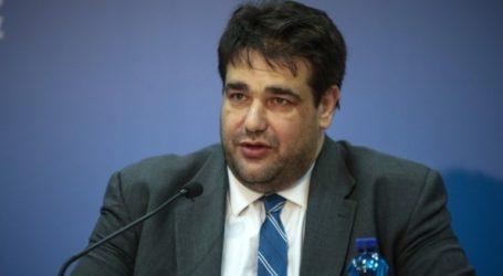 «Το καλύτερο που έχει να κάνει ο ΣΥΡΙΖΑ είναι να σιωπά, ώστε να ξεχαστούν τα έργα και οι ημέρες του στη δημόσια τηλεόραση»