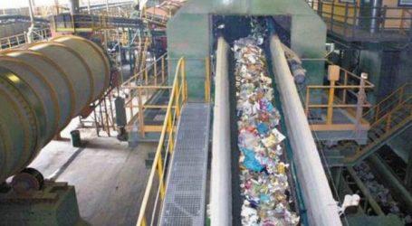 Υποβλήθηκαν 69 επενδυτικά σχέδια για διαχείριση αποβλήτων