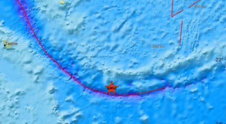 Σεισμός 7,2 Ρίχτερ στα νησιά Λόγιαλτι