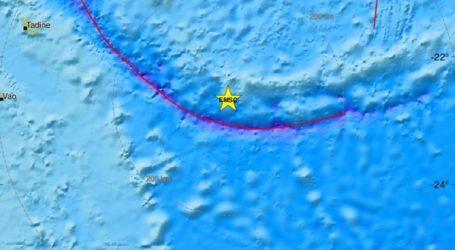 Συνεχίζεται η σεισμική δραστηριότητα στα νησιά Λόγιαλτι