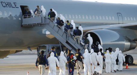 Απελάθηκαν περισσότεροι από 130 μετανάστες από τη Βενεζουέλα