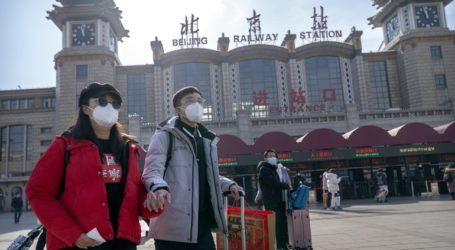 Δύο νέα κρούσματα κορωνοϊού στην Κίνα