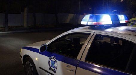 Ανταλλαγή πυροβολισμών τα ξημερώματα στο Περιστέρι