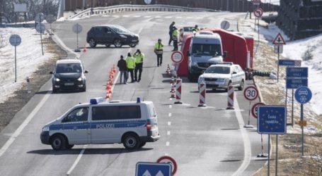 Κλειστά από την Κυριακή τα σύνορα με Τσεχία και Τιρόλο