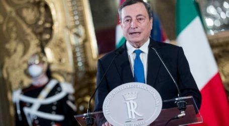 Ο Ντράγκι αναλαμβάνει τα ηνία της Ιταλίας
