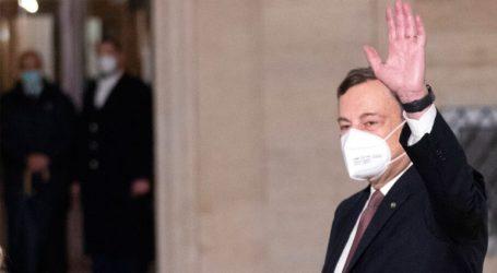 Θετικά τα πρώτα σχόλια Ιταλών πολιτικών για τη σύνθεση της κυβέρνησης Ντράγκι