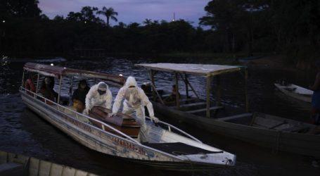 Ξεπέρασαν τους 237.000 οι νεκροί στη Βραζιλία