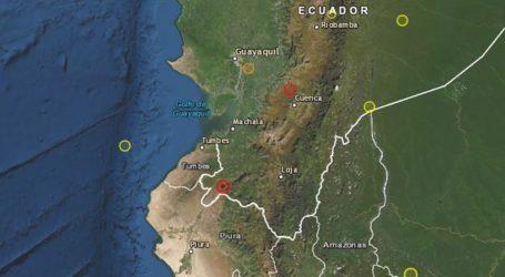 Σεισμός 5.3 Ρίχτερ στα σύνορα Περού