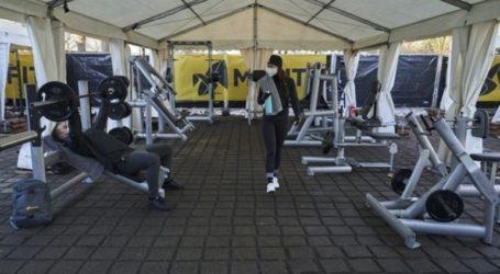 Αλυσίδα γυμναστηρίων λειτουργεί υπαίθριους χώρους άθλησης
