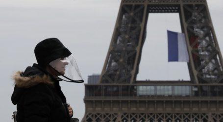 Μικρή αύξηση των κρουσμάτων κορωνοϊού στη Γαλλία