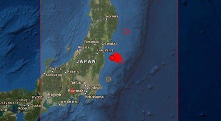 Σεισμική δόνηση 5.1 Ρίχτερ στην Ιαπωνία