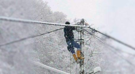 Αποκαταστάθηκε το πρόβλημα ηλεκτροδότησης στην Καρδίτσα