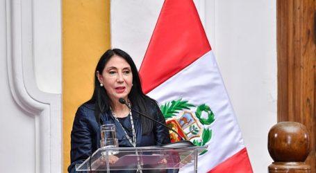 Παραιτήθηκε η υπουργός Εξωτερικών του Περού