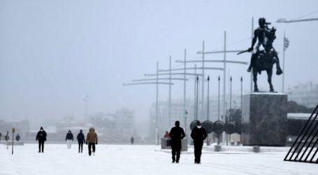 Πολικές θερμοκρασίες και ισχυρός παγετός στη Β. Ελλάδα