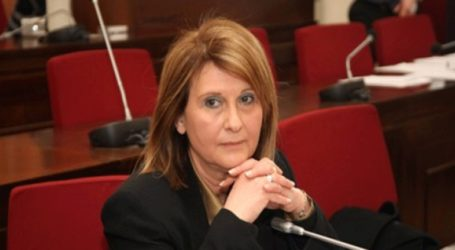 Την ενίσχυση της εκπαίδευσης των αιτούντων άσυλο προαναγγέλλει η Σοφία Βούλτεψη