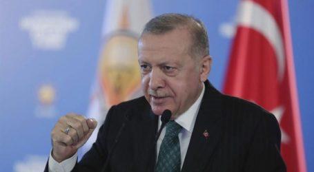 Ο Ερντογάν κατηγορεί την Ουάσινγκτον ότι υποστηρίζει τους «τρομοκράτες»