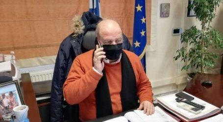 Παρέμβαση του Δημάρχου Διονύσου σε ΔΕΔΔΗΕ και Περιφέρεια Αττικής για την αποκατάσταση της ηλεκτροδότησης