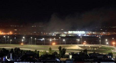 Τρεις ρουκέτες έπληξαν το αεροδρόμιο της πόλης Αρμπίλ