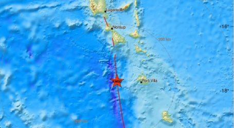 Σεισμός 6,7 Ρίχτερ στο Βανουάτου