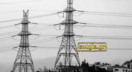 Ιδιαίτερα αυξημένη ζήτηση ηλεκτρικού ρεύματος
