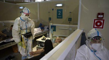 Η Ρωσία ανακοίνωσε 13.233 νέα κρούσματα κορωνοϊού και 459 θανάτους