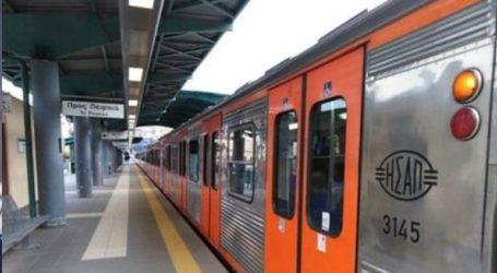 Αποκαταστάθηκε η κυκλοφορία στο τμήμα Πειραιάς-Ν. Ιωνία στη γραμμή 1 του Μετρό