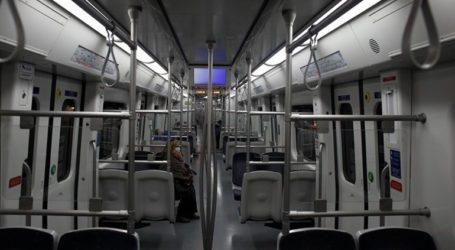 Στο τμήμα Πειραιάς – Ειρήνη διεξάγονται τα δρομολόγια της γραμμής 1 του μετρό