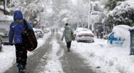 Προβλήματα λόγω παγετού σε Αιτωλοακαρνανία, Αχαΐα και Κορινθία