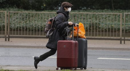 Η Ρωσία ανακοίνωσε 12.828 νέα κρούσματα κορωνοϊού