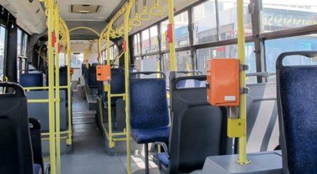 Τραυματισμός επιβάτιδας μέσα σε αστικό λεωφορείο