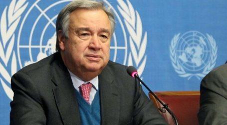 Την κατάρτιση παγκόσμιου σχεδίου εμβολιασμού προτείνει ο γενικός γραμματέας των Ηνωμένων Εθνών