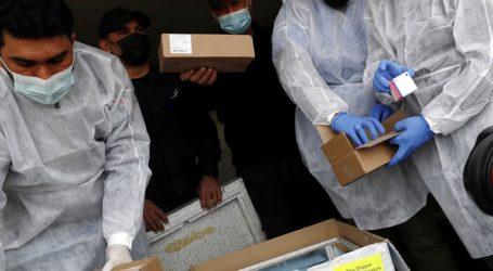 Το πρώτο φορτίο εμβολίων κατά του Covid-19 έφτασε στη Γάζα
