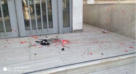 Βανδαλισμοί στο κέντρο της πόλης