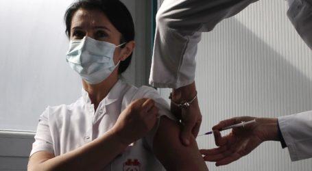 Ξεκίνησαν οι εμβολιασμοί στη Βόρεια Μακεδονία