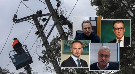 Τα τέσσερα στελέχη του ΔΕΔΔΗΕ που ευθύνονται για το blackout