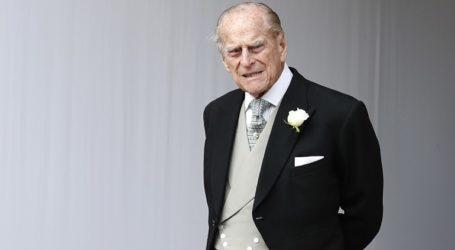 Ο πρίγκιπας Φίλιππος θα παραμείνει στο νοσοκομείο το Σαββατοκύριακο