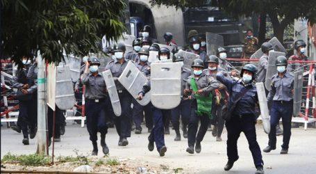 Ο ΟΗΕ καταδικάζει τη «χρήση φονικής βίας» στη Μιανμάρ