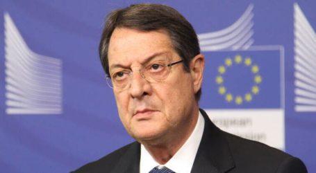 Κύπρος: Τηλεφωνική επικοινωνία Ν. Αναστασιάδη