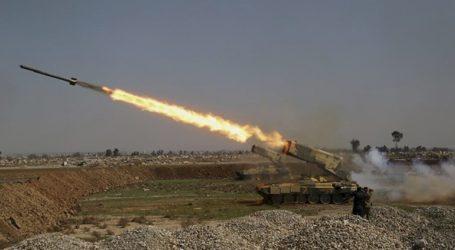 Ρουκέτες έπληξαν την Πράσινη Ζώνη της Βαγδάτης και γειτονικές συνοικίες