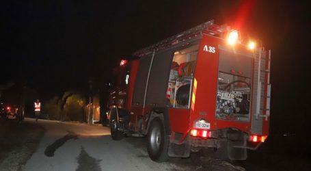 Φωτιά σε διαμέρισμα στη Νεάπολη