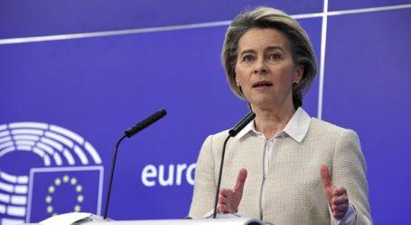 «Είμαι αισιόδοξη σε σχέση με τον στόχο του εμβολιασμού του 70% των Ευρωπαίων μέχρι το τέλος του καλοκαιριού»