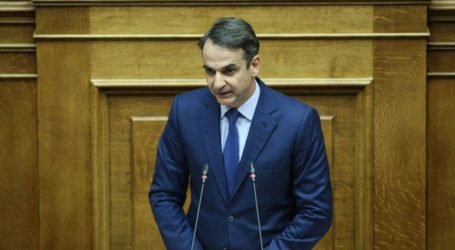 Αλλαγές στον νόμο για γενετήσια αξιοπρέπεια και αδικήματα κατά ανηλίκων ανακοίνωσε ο Μητσοτάκης