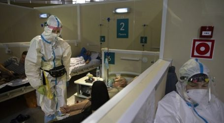 Η Ρωσία ανακοίνωσε 11.198 νέα κρούσματα κορωνοϊού και 446 θανάτους