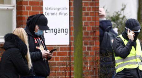Στους 394 οι θάνατοι το τελευταίο 24ωρο στη Γερμανία εξαιτίας της COVID-19