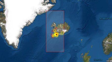 Σεισμός 5.2 Ρίχτερ στην Ισλανδία