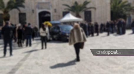 Εστίες διασποράς αποτελούν τα μνημόσυνα στην Κρήτη